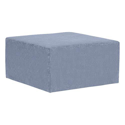 arne スツール 椅子 高さ40cm おしゃれ 北欧 腰掛け イス 四角 日本製 Tomamu Cube 800 デニム 101 B07L87KBTM デニム 101 幅80×奥行80