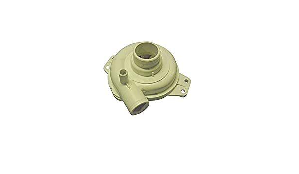 Recamania Complemento Motor lavavajillas Smeg LSA647B 690070529 ...