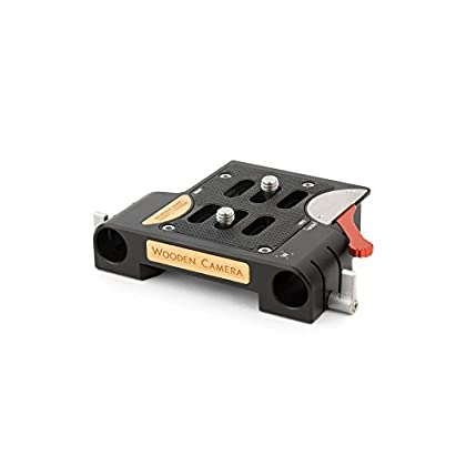 Image of Camcorder Batteries Wooden Camera - Unified Bridgeplate (19mm)