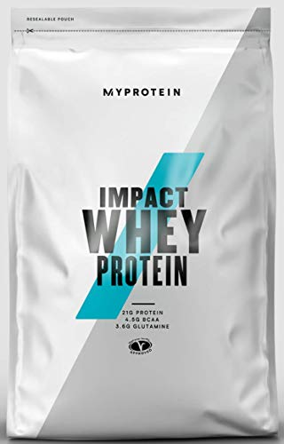 Myprotein Whey Protein Blend Natural Impact Healthy Rich Essential Nutrients Ideal for Hormone Balance, Mood, Diet, Muscles, Weight Loss, Energy - Gluten and Soy Free Cinnamon Roll Flavor 11 lbs (Myprotein Impact Whey Best Flavour)