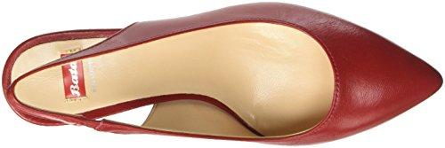 BATA 7245677 - zapatos con correa Mujer Rojo