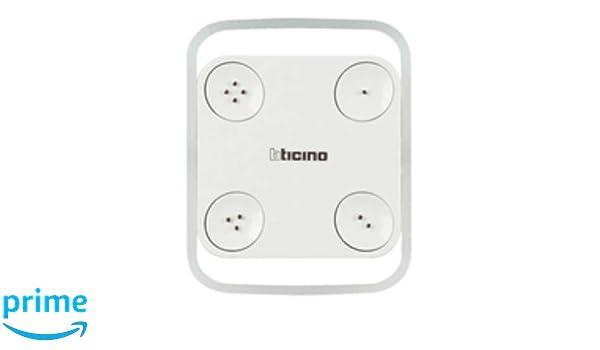 Bticino my home - Mando distancia zigbee 4 pulsador: Amazon.es: Industria, empresas y ciencia