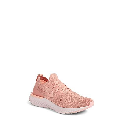 (ナイキ) NIKE レディース ランニング?ウォーキング シューズ?靴 Epic React Flyknit Running Shoe [並行輸入品]