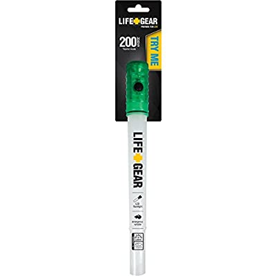 Life Gear 4 in 1 LED Glow Stick Flashlight