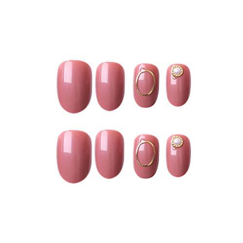 Pièce d'art d'ongle Zitan Wild Wear série de patchs pour les ongles nail art série rouge