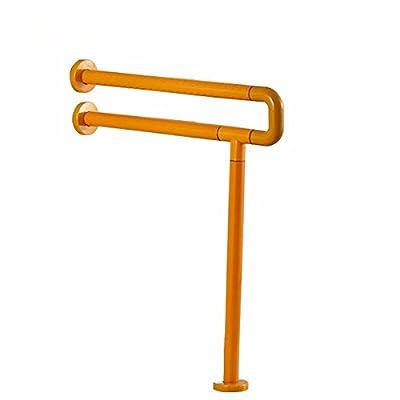 OLQMY-Old man friend Barrier-free nylon handrails bathroom toilet basin bathroom handrails white handrail