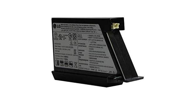 LG – Batería recargable Lithum 14.4 V2200 W – eac62218202 para ...