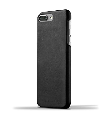 Leather Case für iPhone 7/8 Plus, Black