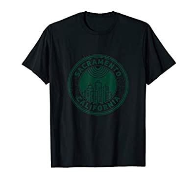Sacramento California T-Shirt