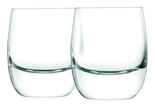 LSA International BR42 Bar Whisky Tumbler 275ml Clear x - Lsa Bar