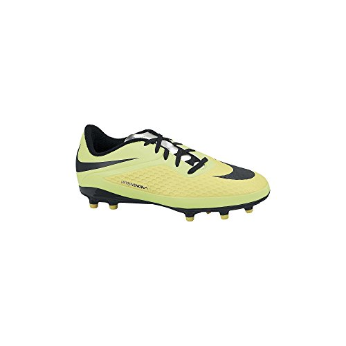 NIKE chaussure de football Hypervenom Phelon FG Jr. 38Jaune/Noir