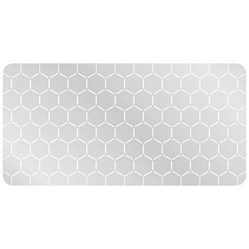 LITKO 1.75-inch Hex Grid Stencil, Edge Pattern ()