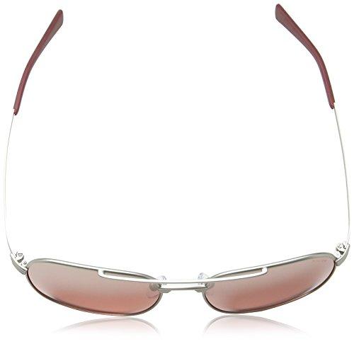 Lens Pink Matt S8952 Rival Palladium Frame Lunette Homme Police Mirror Soleil 1 Rectangulaire De AxOUPqR
