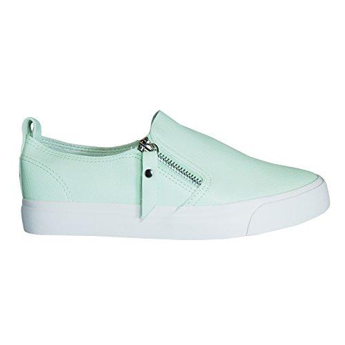 Juliet , chaussons d'intérieur femme Vert