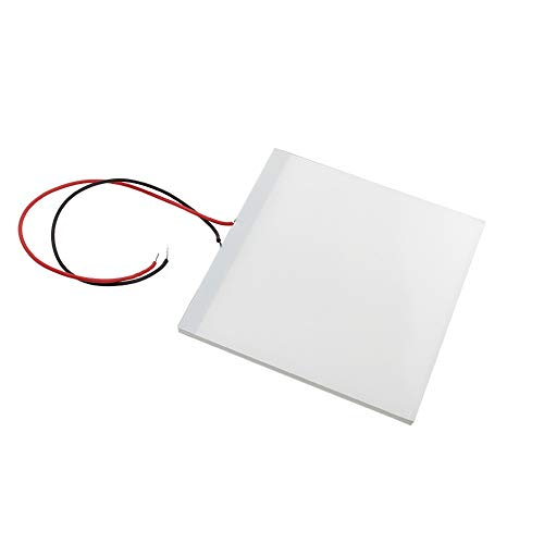 HONG-YANG LDTR-SF01 DIY White Light LED Backlight Light Guide Panel LGP for Arduino Raspberry Pi – White Accessory…