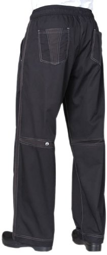 Chef Works Men's Cool Vent Baggy Chef Pant (CVBP)