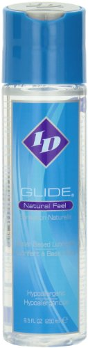 ID Glide 8.5 FL. OZ. Natural Feel Water-Based Personal Lubricant