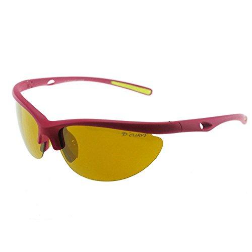 de Sakuldes Soleil pour Yellow Sport de Cyclisme Black polarisée Le Lunettes de Conception Mode Color xqpqITrf