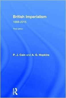 British Imperialism: 1688-2015