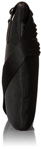 Bolso con Bandolera Armani Jeans Hombre Tejido Negro 9320476A90000020 Negro 26.5x28.5 cm