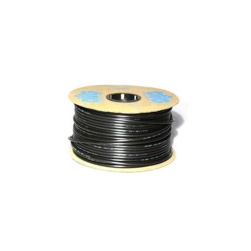 """1/4"""" Poly Micro Tubing, 1000' Black (.170 ID x .250 OD)"""