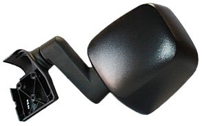 TYC 4130011 Jeep Wrangler Passenger Side Manual Replacement Mirror