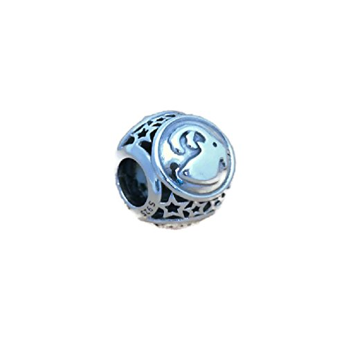 PANDORA 791945 Capricorn Star Sign Charm