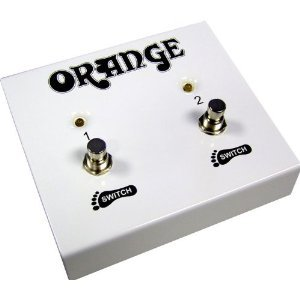 【並行輸入品】Orange オレンジ Amplifiers FS-2 2-Button Dual Guitar Footswitch ギターアンプ   B007EM3KEA