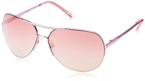 Angel Women's Cece Aviator Sunglasses,Pink,64 - Guys For Are Aviators
