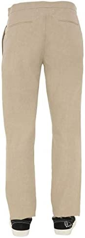 MAISON MARGIELA Luxury Fashion Homme S50KA0522S52642114 Beige Lin Pantalon | Printemps-été 20