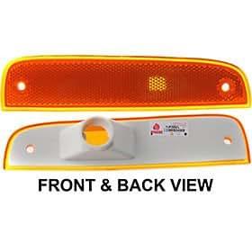 Side Marker Lens /& Housing JEEP CHEROKEE 84-96 CORNER LAMP LH