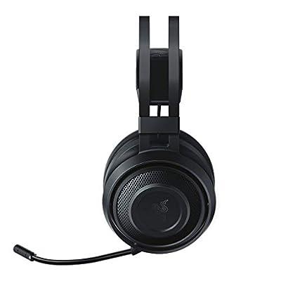 Razer Nari Essential: THX Spatial Audio - 2.4GHz Wireless Audio – Auto-Adjusting Headband – Gaming Headset Works with PC and PS4 - 4001682 , B07HZ5N8QT , 454_B07HZ5N8QT , 101.99 , Razer-Nari-Essential-THX-Spatial-Audio-2.4GHz-Wireless-Audio-Auto-Adjusting-Headband-Gaming-Headset-Works-with-PC-and-PS4-454_B07HZ5N8QT , usexpress.vn , Razer Nari Essential: THX Spatial Audio - 2.4GH