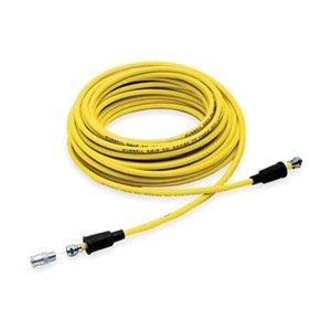 Coaxial Cable, RG-59/U, 22 AWG, Yellow