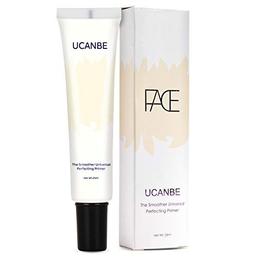 SOZGE Face Primer For Oily Skin - Primer for Pores and Wrinkles - Brightens -  Moisturizing Makeup - Concealer - Invisible Pores