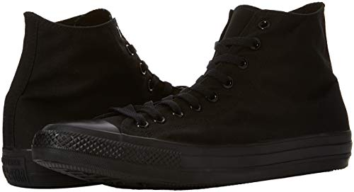 Black Converse Core Mixte black Adulte Baskets Mode Hi Mono Ctas TxR1w0TA
