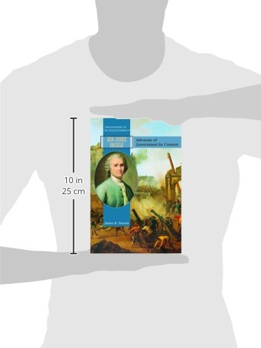 Jean-Jacques Rousseau: Advocate of Government by Consent (PHILOSOPHERS OF THE ENLIGHTENMENT) by Rosen Pub Group (Image #1)