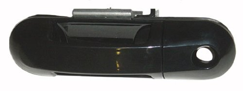 OE Replacement Ford Explorer/Mercury Mountaineer Front Driver Side Door Handle Outer (Partslink Number FO1310138) ()