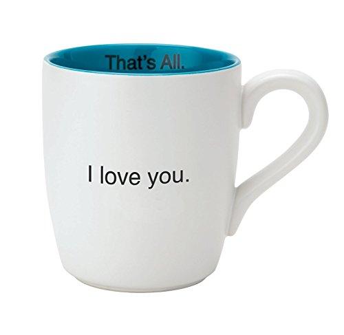 Santa Barbara Design Studio That's All Ceramic Mug,