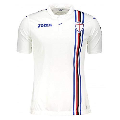 JOMA 2018-2019 Sampdoria Away Football Shirt (Kids)