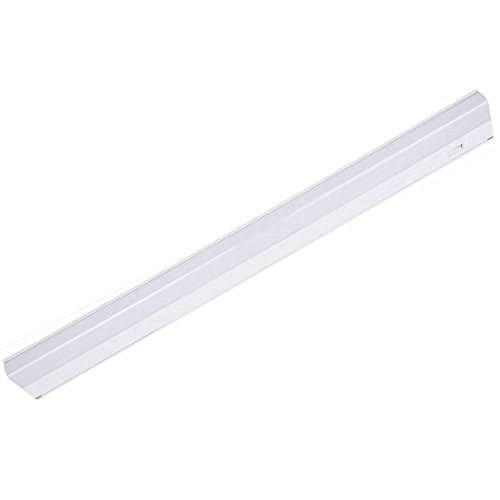Under Cabinet LED Lighting ETL & ENERGY STAR Listed, Matte White Finish, 34 Inch (4000K) ()
