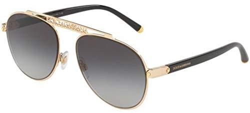 Ray-Ban 0DG2235 Gafas de Sol, Gold, 57 para Mujer: Amazon.es ...