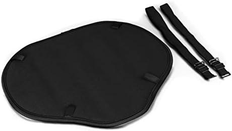 Tourtecs Seat Cushion Neo M for Indian Scout//Bobber//Sixty black
