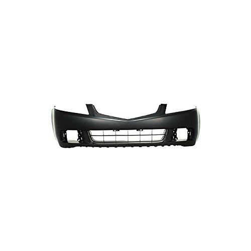 - Front BUMPER COVER Primed for 2004-2005 Acura TSX