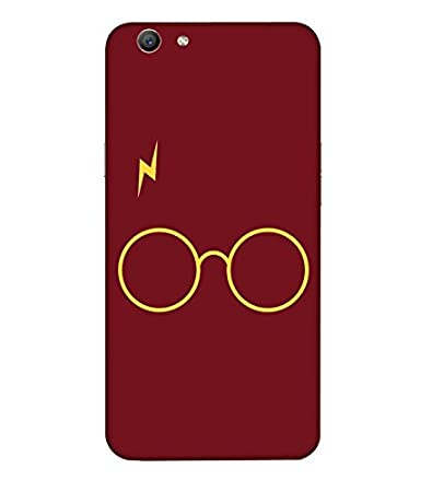 reputable site 1367b 8f226 Loister Harry Potter Mobile Cover Compatible for Vivo: Amazon.in ...