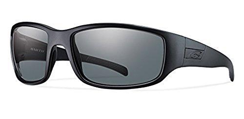 Smith Prospect Elite Sunglasses Black / Gray & Cleaning Kit - Smith Sunglasses Prospect