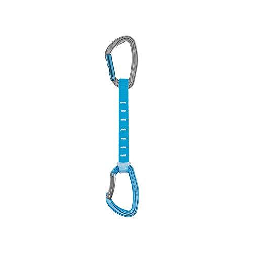 Petzl - DJINN AXESS, Quickdraw for Crag Climbing, 12 cm, 6 Pack