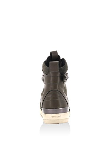 Geox Hyperspace Mujer Zapatillas Ébano D vBwvS4qx1