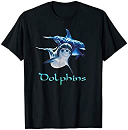 Cool Pair of Dolphins T-shirt