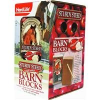 2 Pk-Apple Barn Blocks