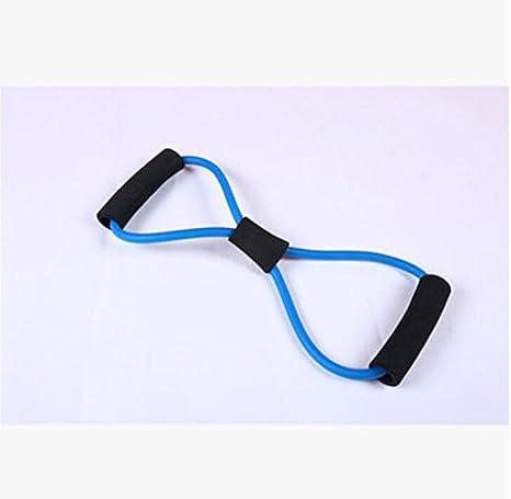 Zll Rally/látex elástica cuerda Rear Delt/PEC Fly/Yoga para ...